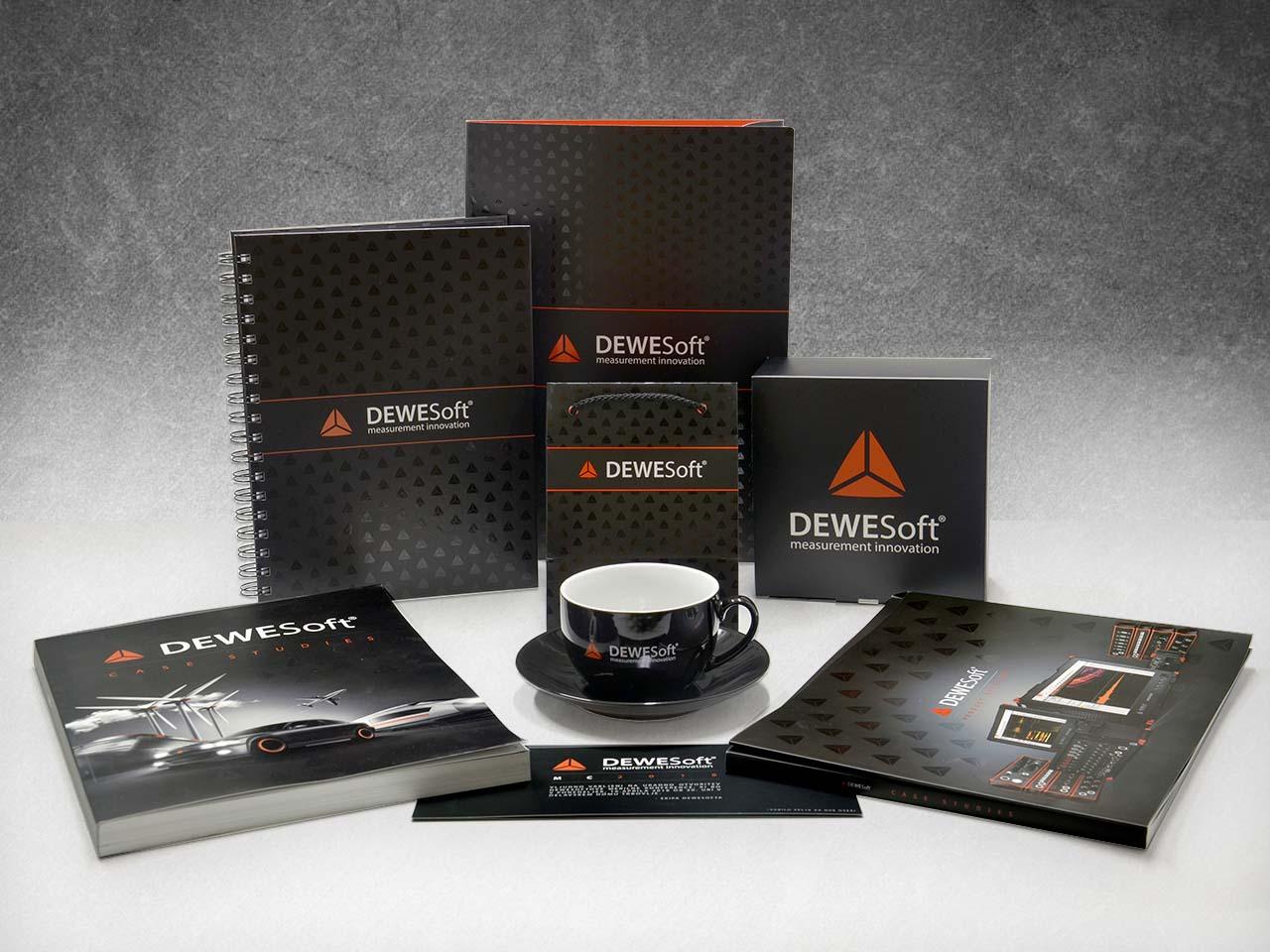 Comprehensive solutions - Dewesoft