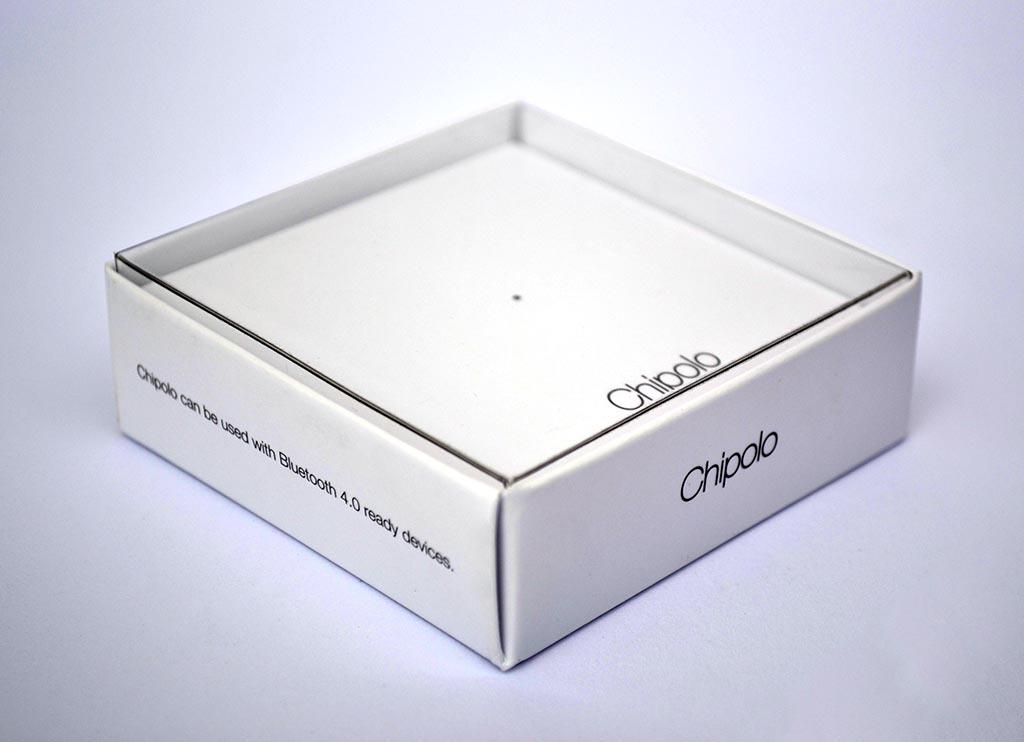 Embalaža za obesek Chipolo