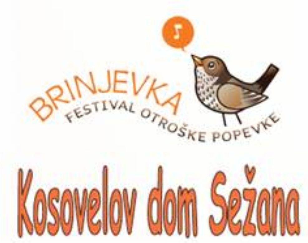 Slovenija dobiva z letošnjim letom Festival otroške popevke (FOP) »Brinjevka«