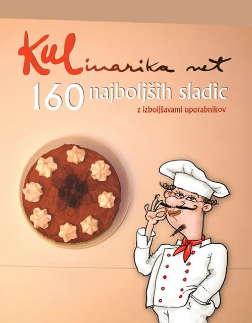 Kulinarika.net – Knjiga 160 najboljših sladic