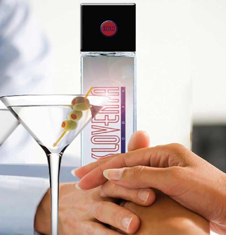 Slovenska vodka – Fructal